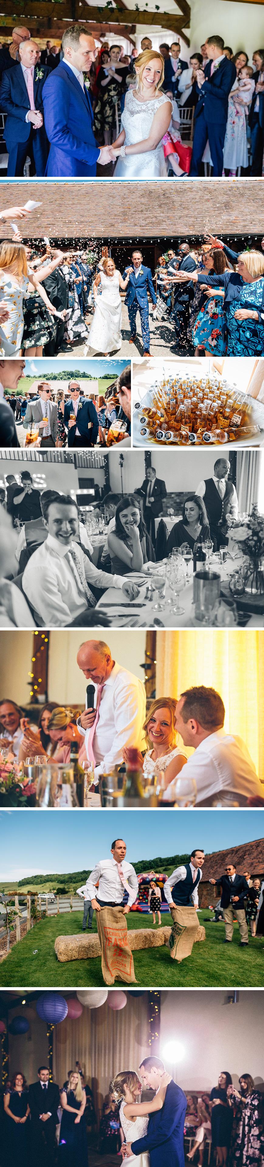 Real Wedding - Hannah and Kieran's Idyllic Summer Wedding at Long Furlong Barn | CHWV