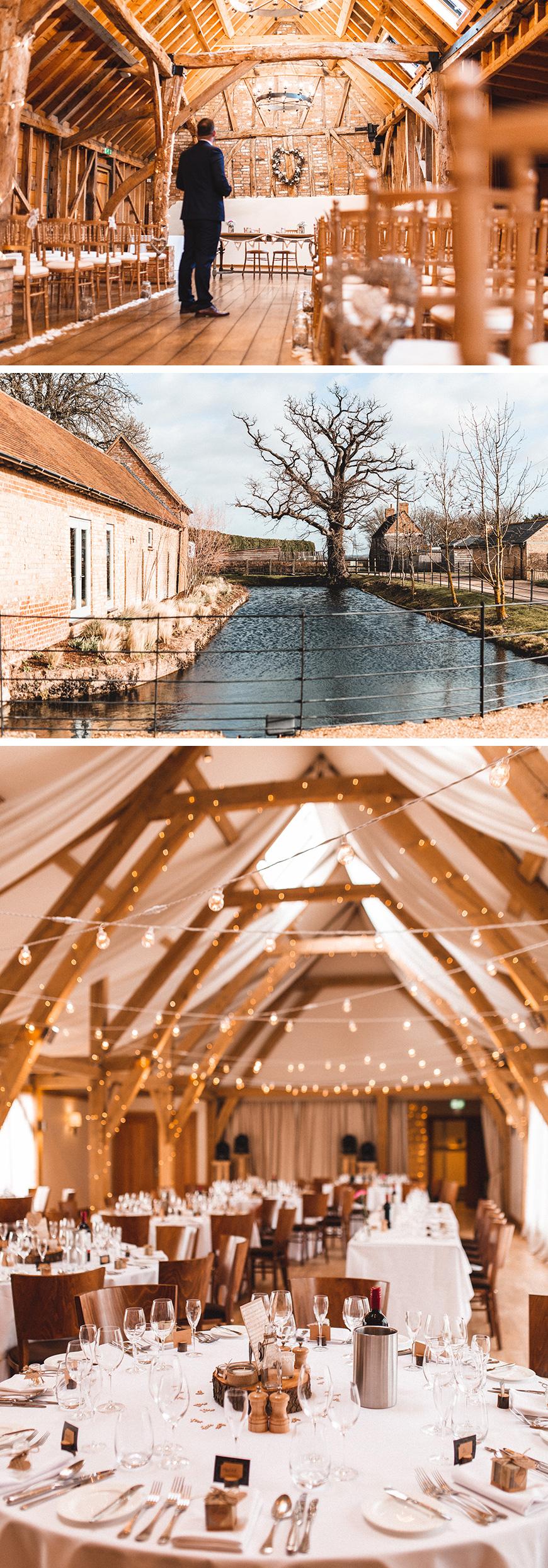 Real Wedding - Hayley and Ben's Rustic Wedding at Bassmead Manor Barns | CHWV