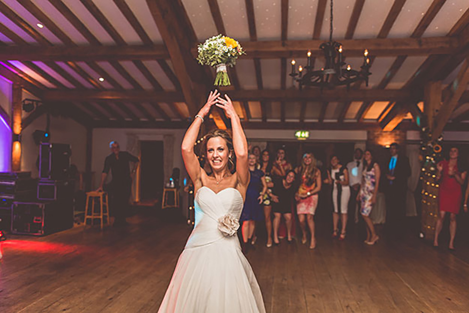 Real Wedding – A Chic and Rustic Romance at Staffordshire's Packington Moor