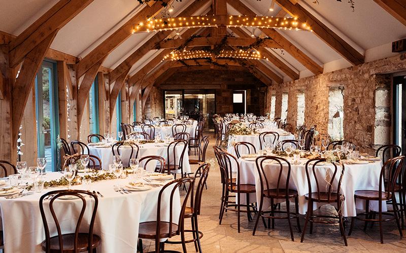 healey barn northumberland wedding venues 23 - cheshire wedding venues barn
