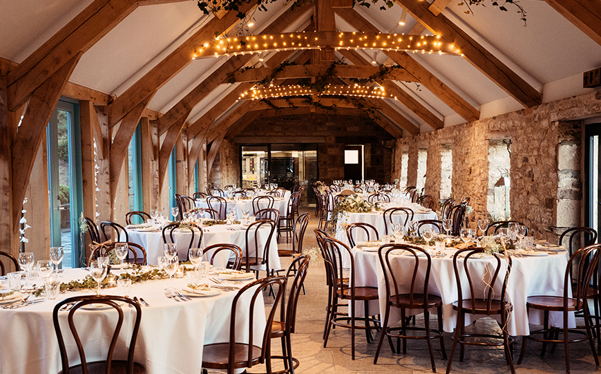 Unmissable Wedding Venues in Cumbria - Healey Barn | CHWV