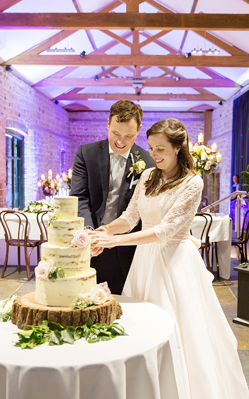 Barn Wedding Venue in East Sussex | Hendall Manor Barns | CHWV