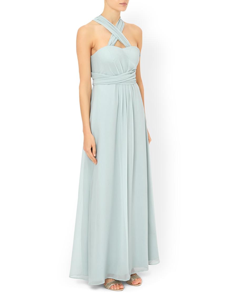 High Street Bridesmaid Fashion - Monsoon, Pastel blue | CHWV
