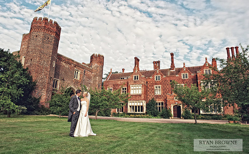 15 Manor House Wedding Venues For A Summer Wedding - Hodsock Priory | CHWV
