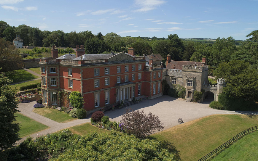 10 Incredible Wedding Venues In the West Midlands - Homme House | CHWV
