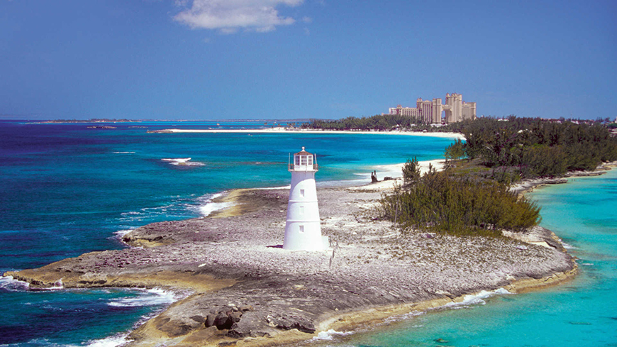 7 Best Honeymoon Destinations For Introverts - Bahamas | CHWV