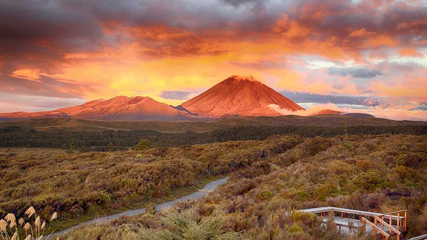 7 Best Honeymoon Destinations For Introverts - New Zealand   CHWV