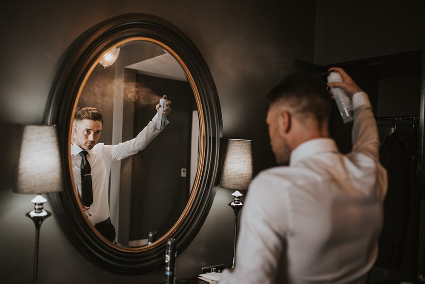 How To Be A Well-Groomed Groom - Male grooming for weddings | CHWV