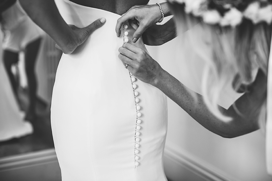 How To Beat The Nerves On Your Wedding Day | CHWV