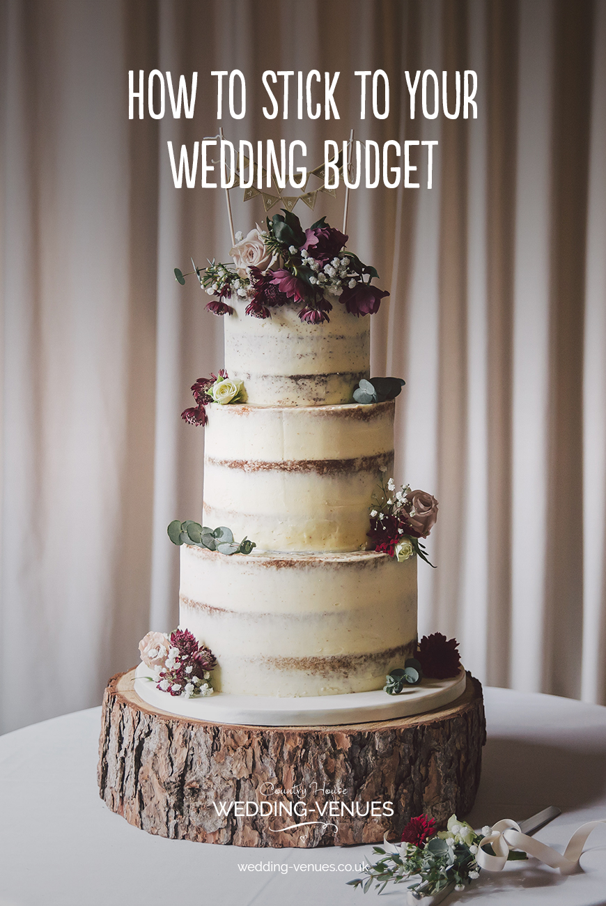 How To Stick To Your Wedding Budget | CHWV