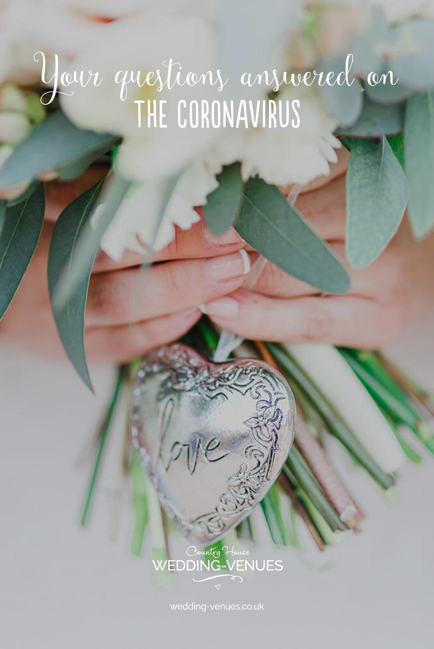 How will the coronavirus affect my wedding? | CHWV