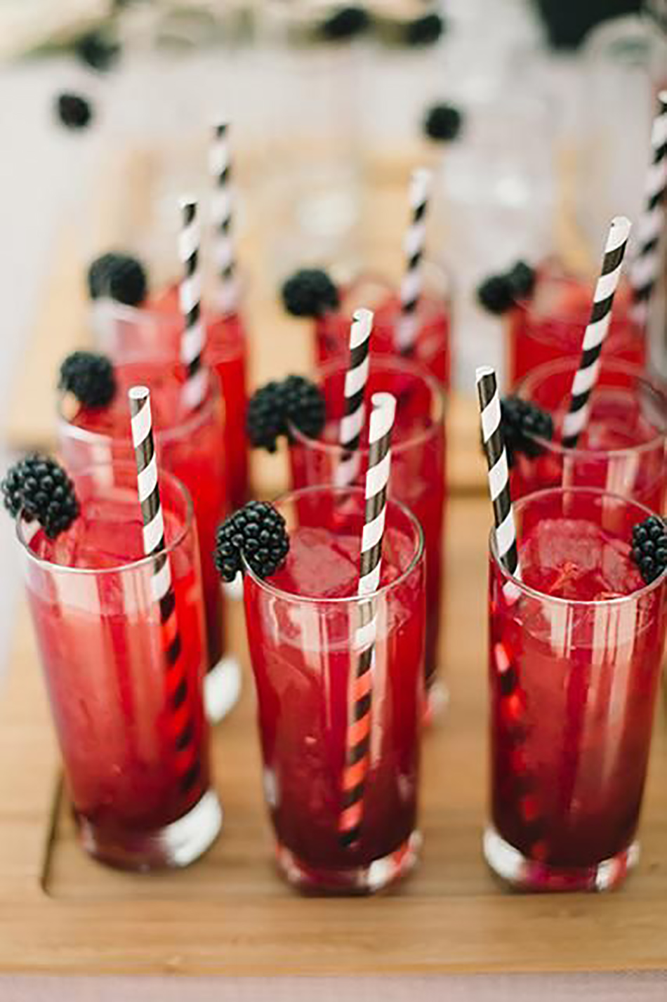 The best ideas for a Valentine's themed wedding