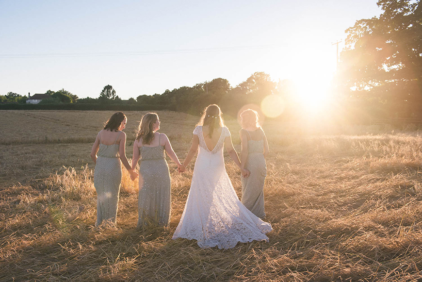 The Most Important Bridesmaid's Duties | CHWV