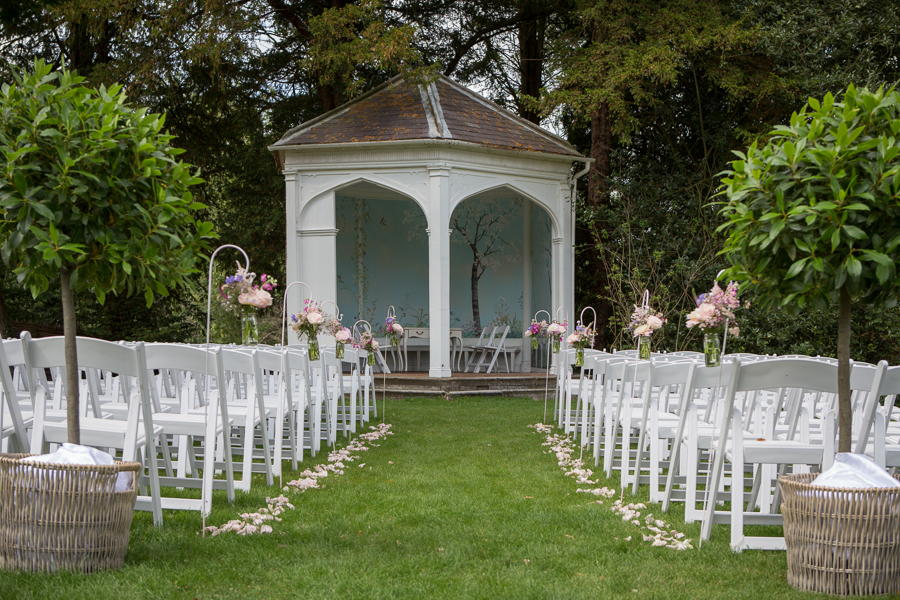 Our Five Favourite Intimate Wedding Venues in Berkshire - Wasing Park | CHWV