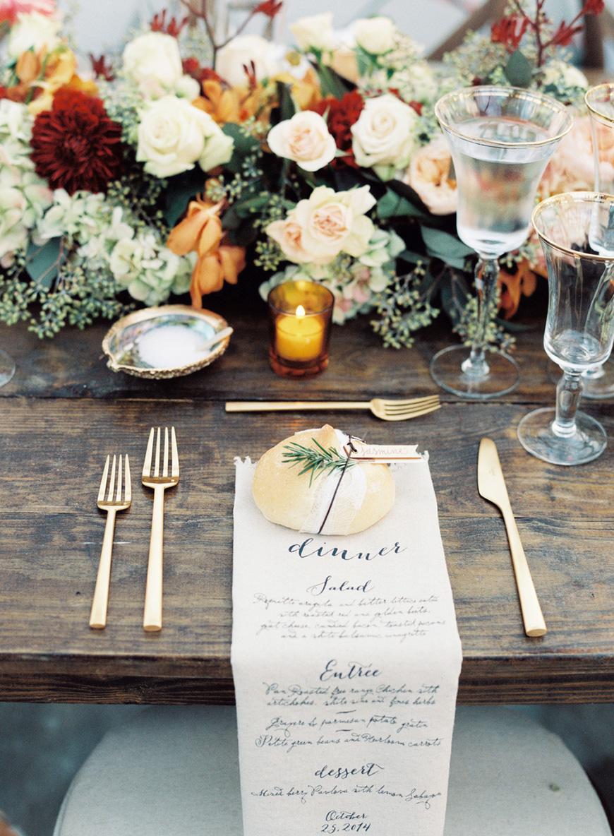 25 Jaw Dropping Wedding Ideas - Crafty calligraphy | CHWV