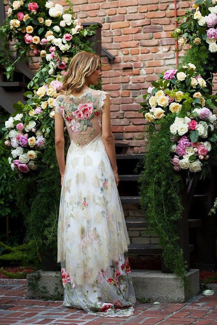 25 Jaw Dropping Wedding Ideas - Blooming | CHWV