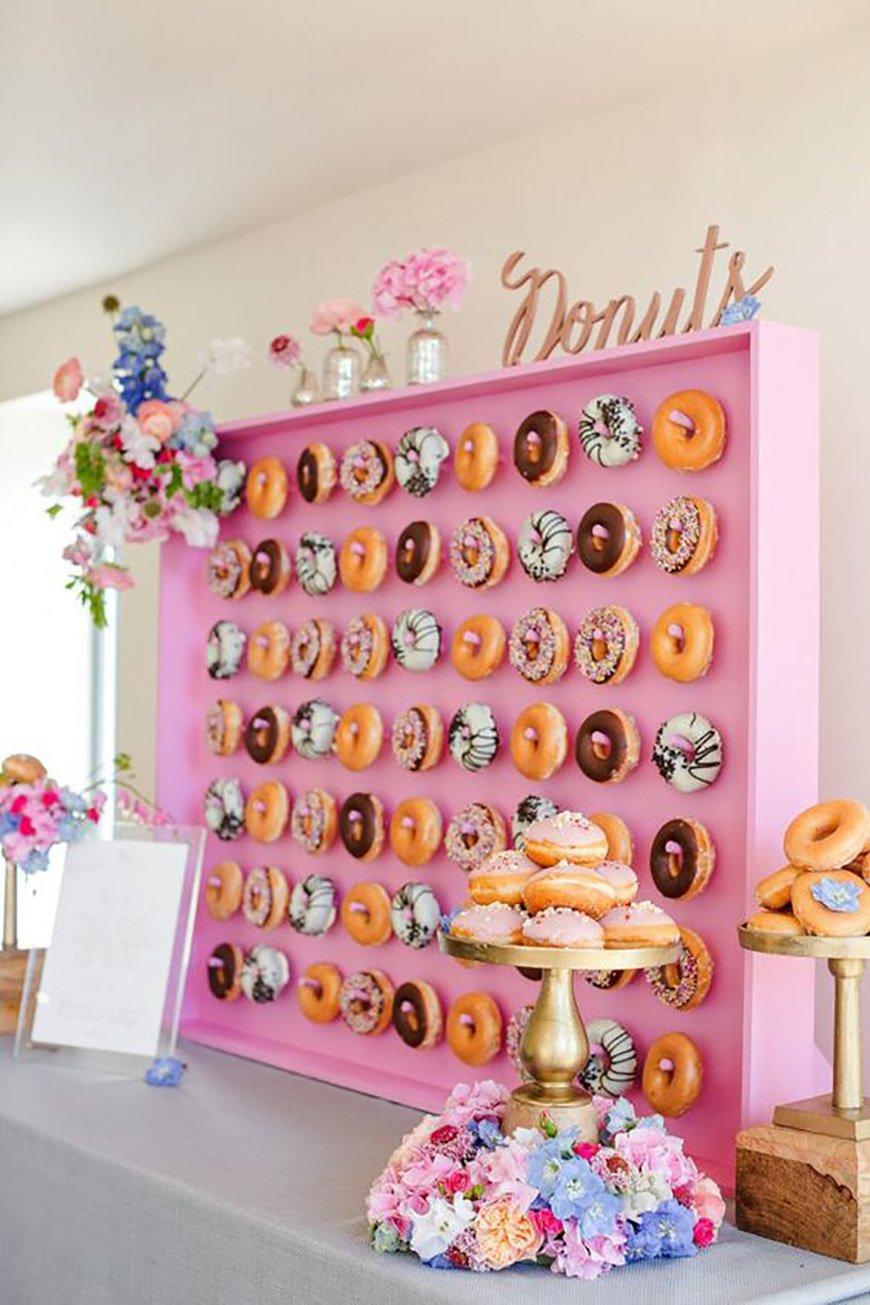 25 Jaw Dropping Wedding Ideas - Sugary sweet   CHWV
