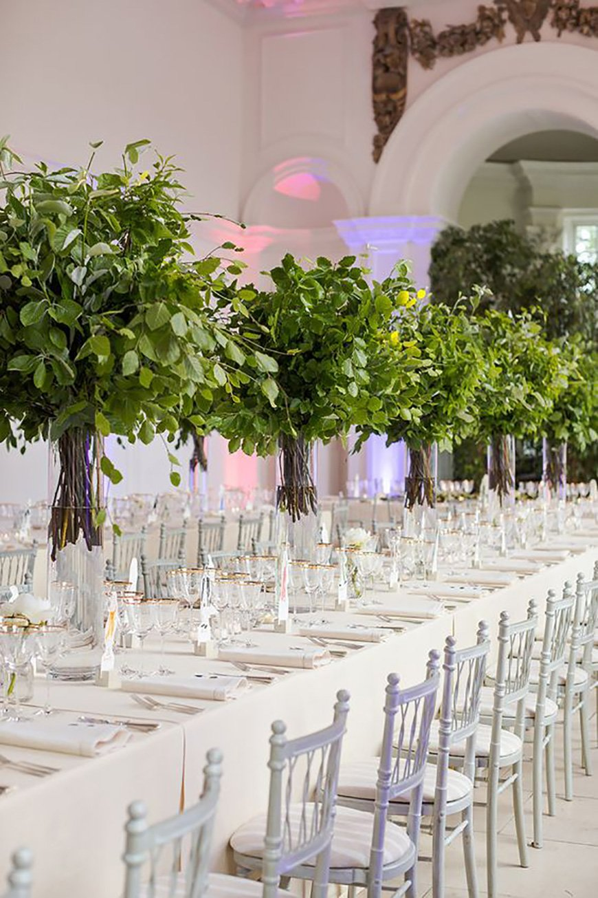 25 Jaw Dropping Wedding Ideas - Inspired by nature | CHWV