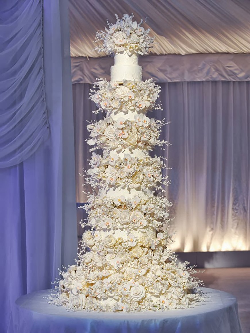 25 Jaw Dropping Wedding Ideas - The icing on the cake | CHWV