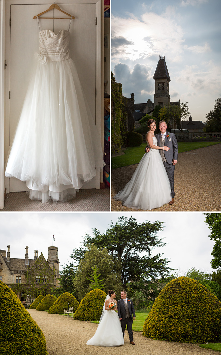 Jenny and Andy's Delicious Foodie Wedding at Manor By The Lake | CHWV