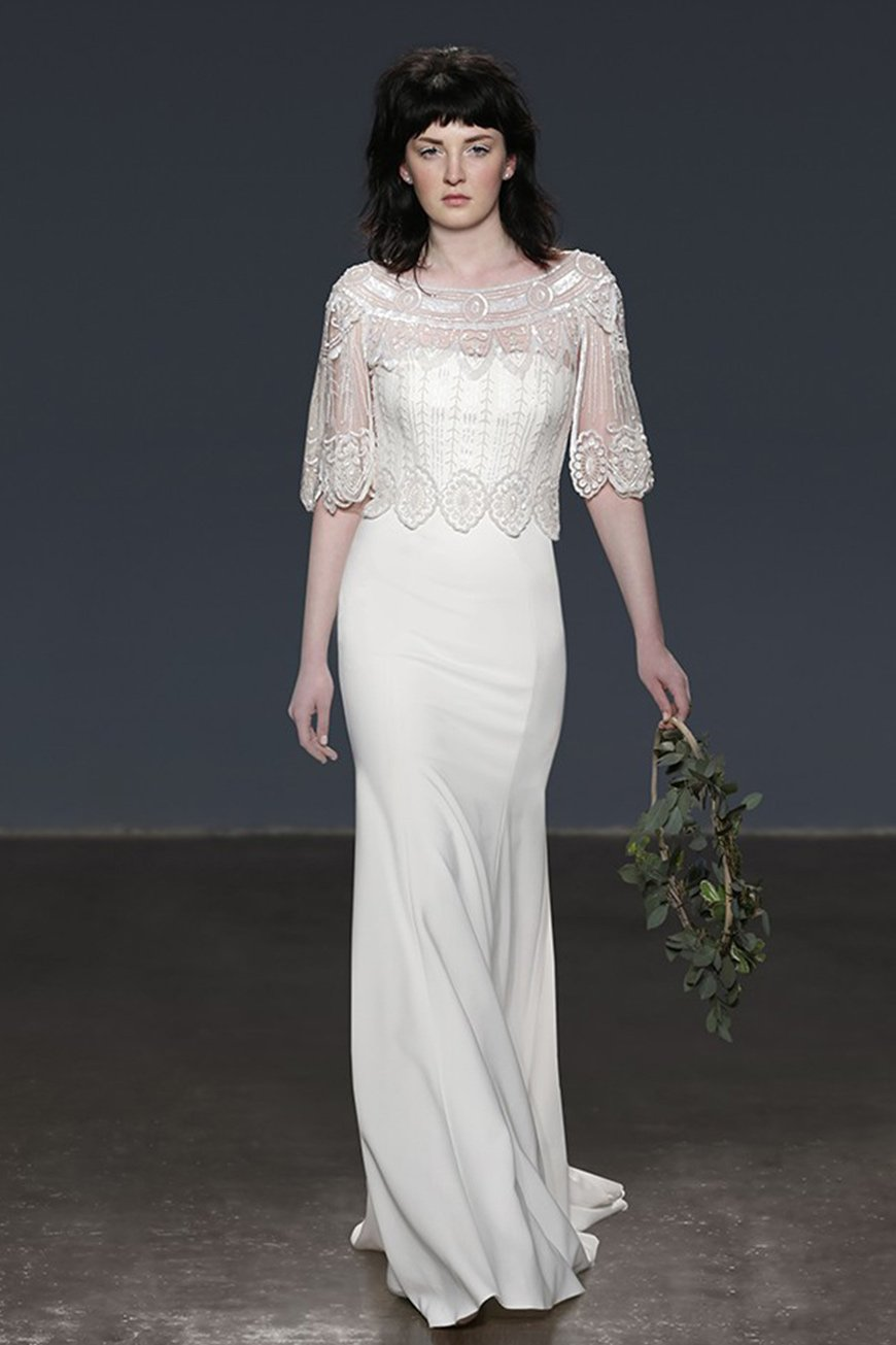 A Closer Look At Jenny Packham Wedding Dresses | CHWV