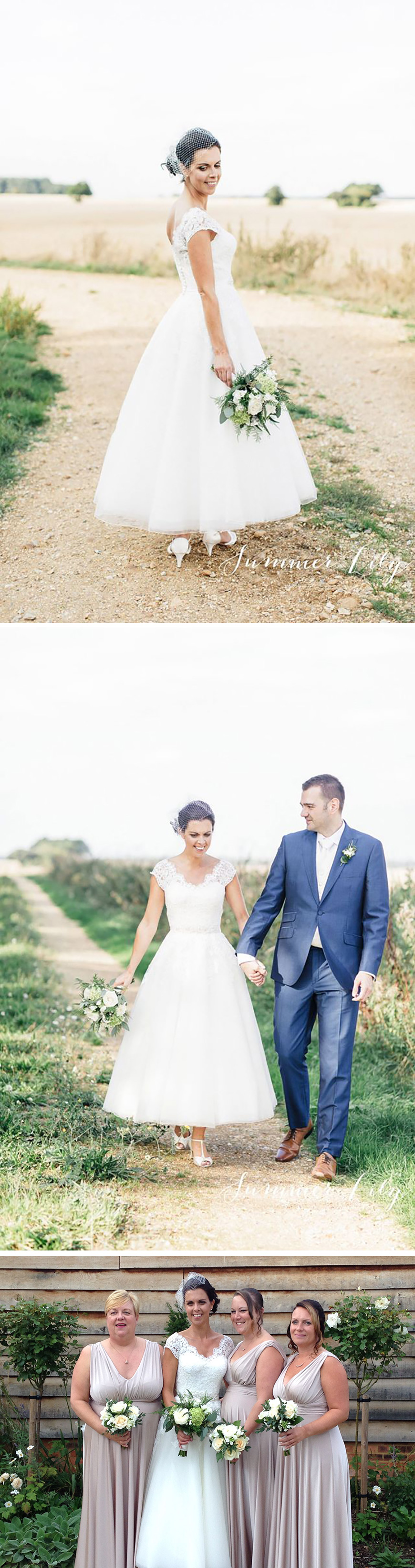 Real Wedding - Jessica and Chris' Fun-Loving Wedding | CHWV