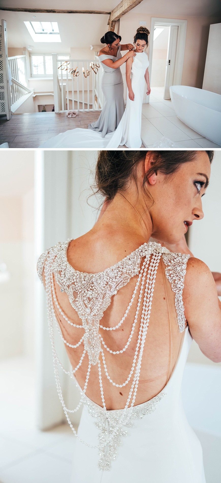 Real Wedding - Jessica and Jason's Fun-Filled Wedding at Gaynes Park | CHWV