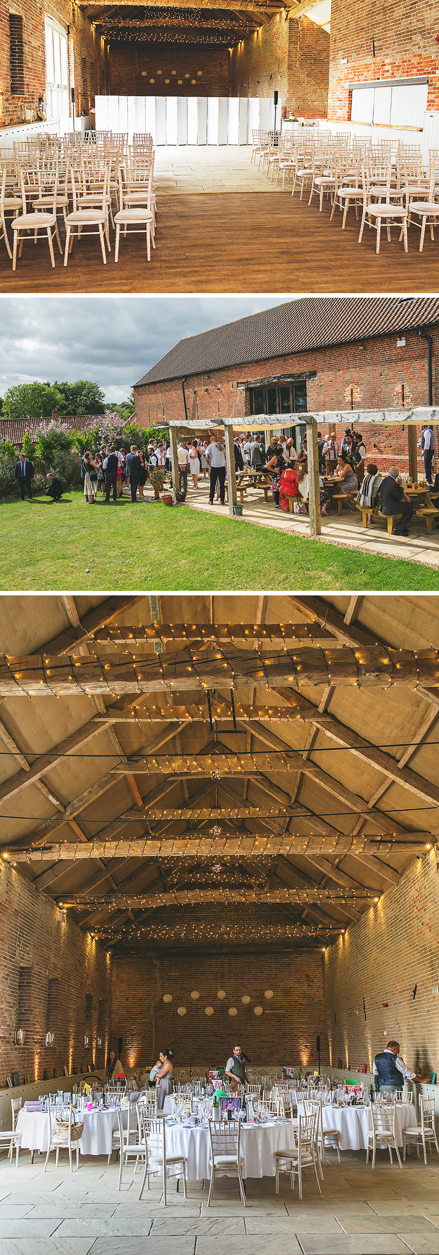 Real Wedding - Jim and Pete's Country Wedding At Manor Mews | CHWV