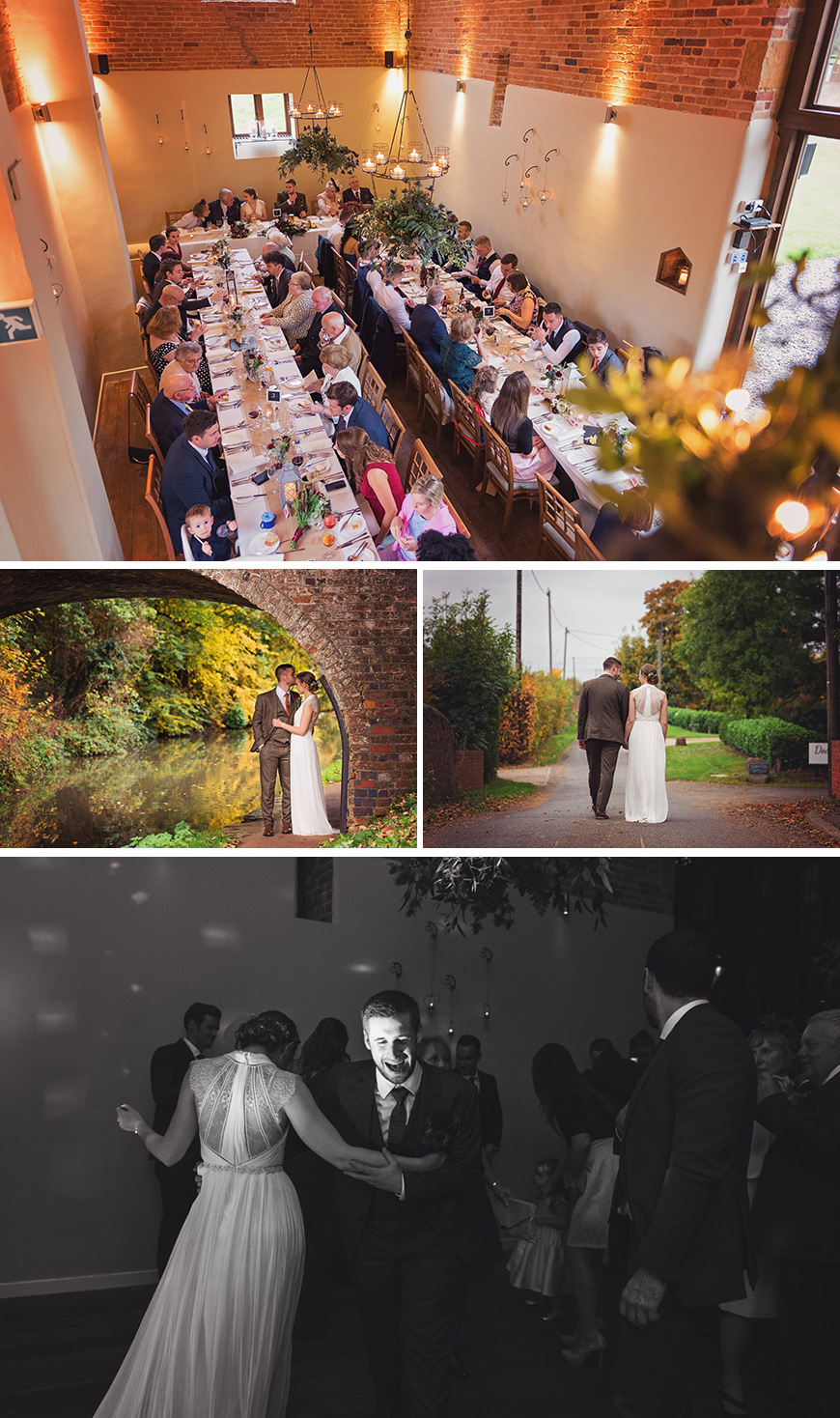 Joanne and Scott's Autumnal Wedding At Dodmoor House | CHWV