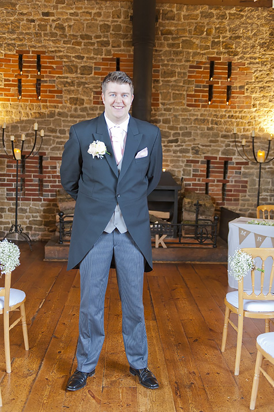 Real Wedding – An Intimate, Shabby Chic Wedding in West Sussex
