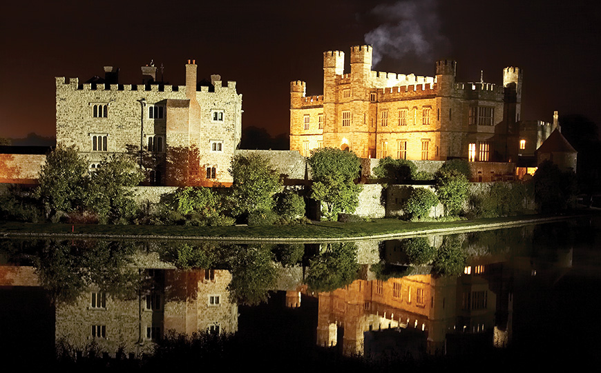 9 Unusual Wedding Venues For A Unique Day - Leeds Castle   CHWV