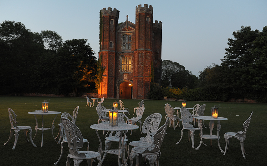 15 Manor House Wedding Venues For A Summer Wedding - Leez Priory | CHWV