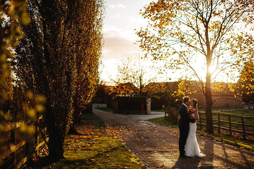Why Lillibrooke Manor is Perfect in Every Season - Autumn | CHWV