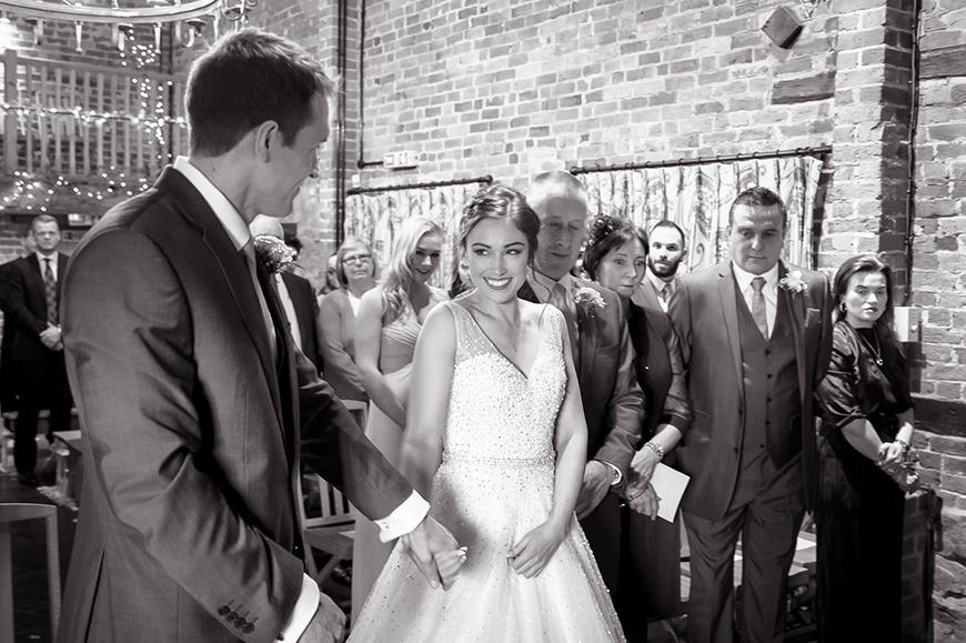 Real Wedding - Lindsay and Steve's Idyllic Spring Wedding at Curradine Barns   CHWV