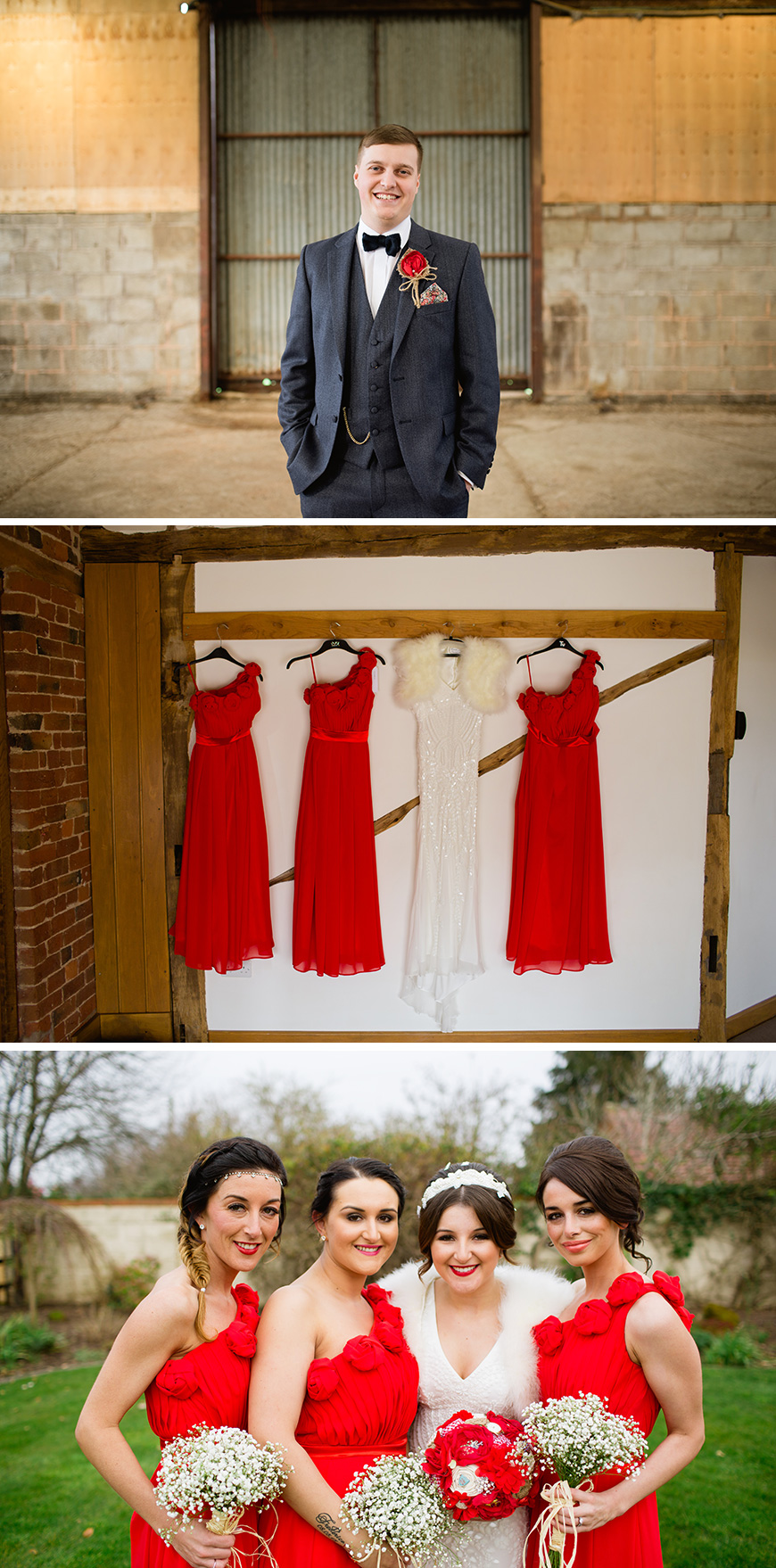 A Perfectly Personalised Wedding Day at Curradine Barns - Outfits | CHWV