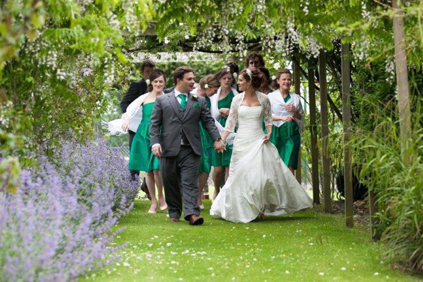 5 Wonderful Wedding Venues In Wales - RoFawr Farm | CHWV