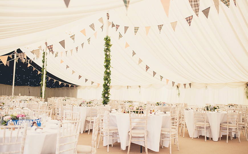 Unmissable Wedding Venues in Cumbria - Low House | CHWV