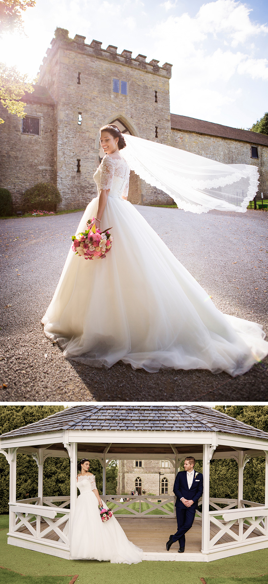 An Autumnal Affair at Clearwell Castle - The Outfits | CHWV