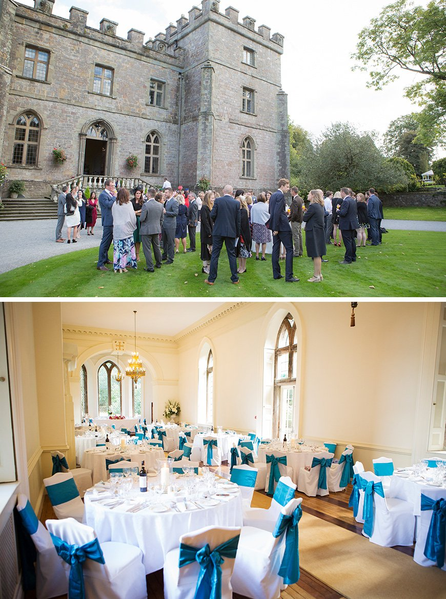 An Autumnal Affair at Clearwell Castle - The Venue | CHWV