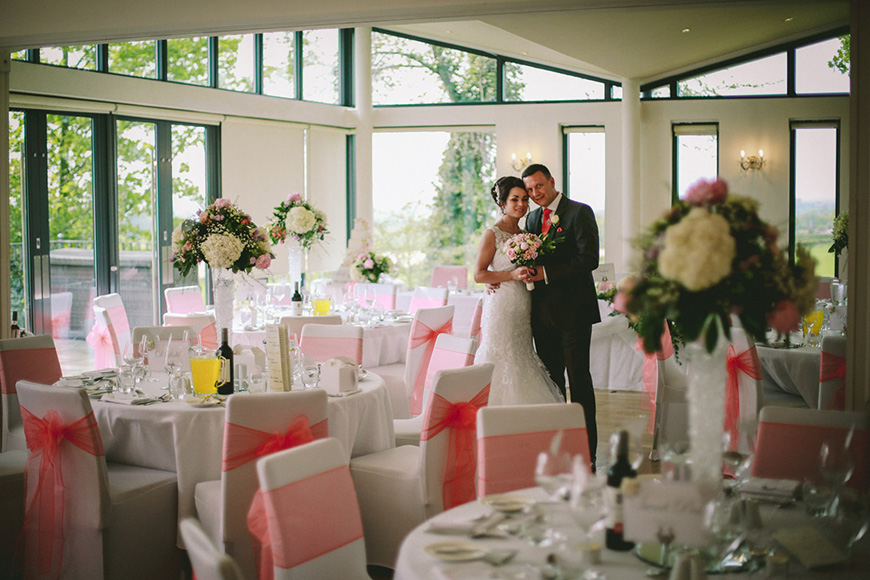 A Bright and Beautiful Coral Themed Wedding in Lancashire - The venue   CHWV