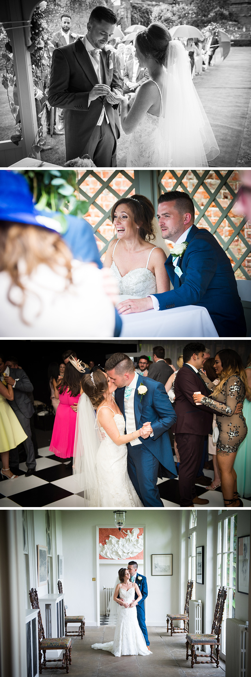 Real Wedding - Madeline and Martyn's Al Fresco Wedding At Braxted Park | CHWV