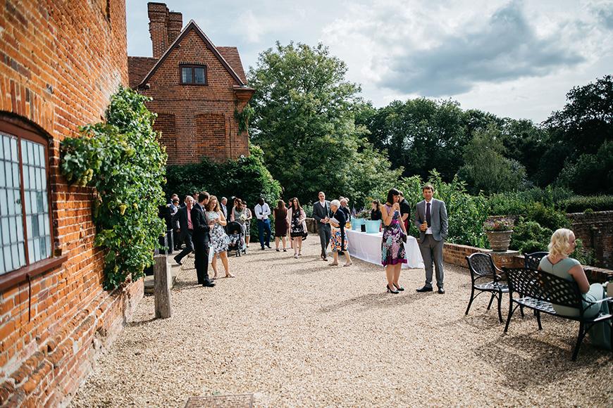 6 Magical Barn Wedding Venues In Hampshire - Ufton Court | CHWV