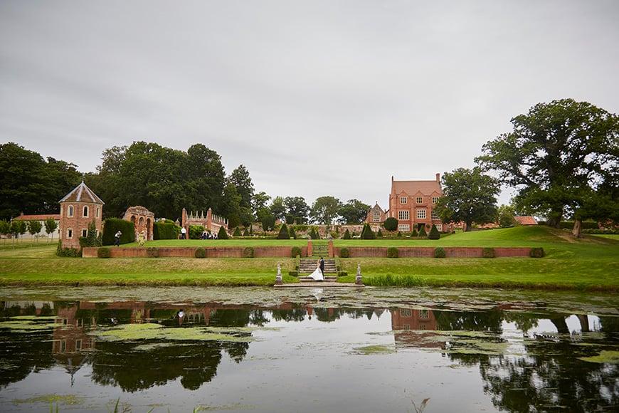 10 Magical Manor House Wedding Venues - Oxnead Hall   CHWV
