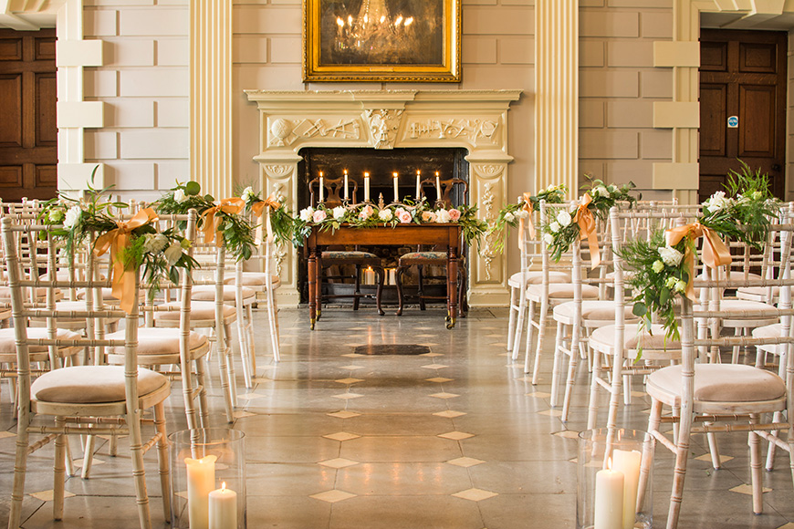 10 Magical Manor House Wedding Venues - Davenport House | CHWV