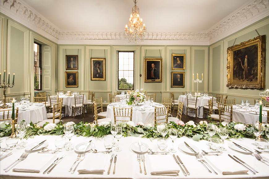 10 Magical Manor House Wedding Venues - Davenport House   CHWV