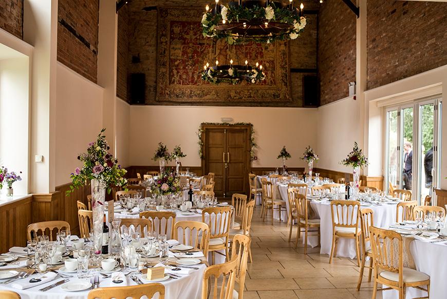 10 Magical Manor House Wedding Venues - Delbury Hall | CHWV