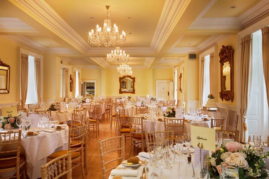 10 Magical Manor House Wedding Venues - Eshott Hall | CHWV
