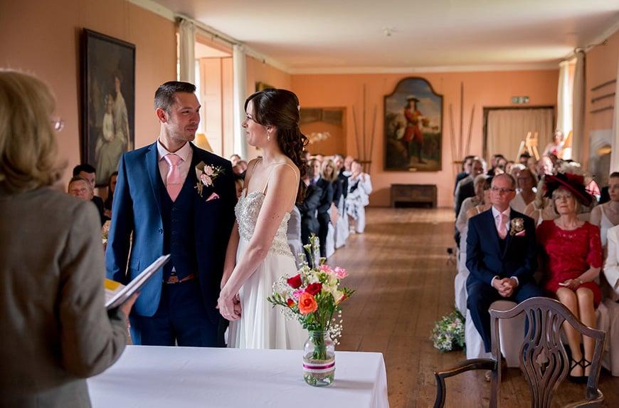 10 Magical Manor House Wedding Venues - Holme Pierrpont Hall   CHWV