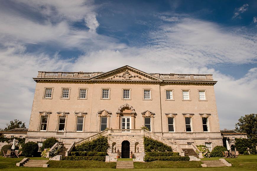 10 Magical Manor House Wedding Venues - Kirtlington Park | CHWV