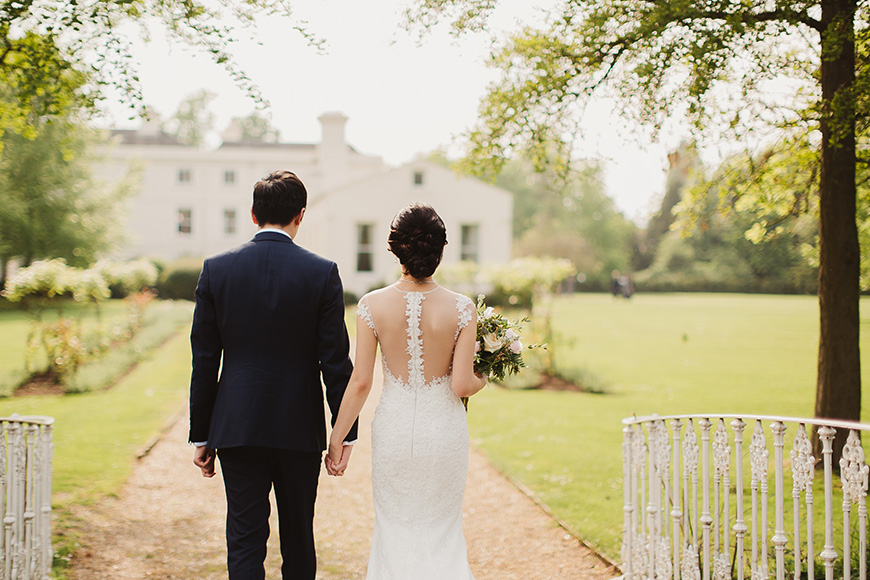 10 Magical Manor House Wedding Venues - Morden Hall   CHWV